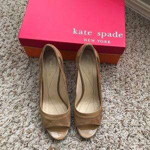 Kate Spade Carmel Carmen Pumps